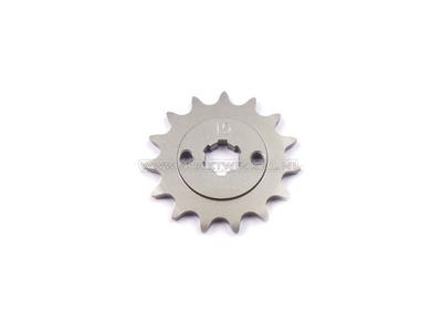 Pignon avant, chaîne 415, axe 17 mm, 15, C310, PC50, PS50