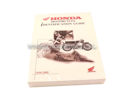 Livre de modèles Honda