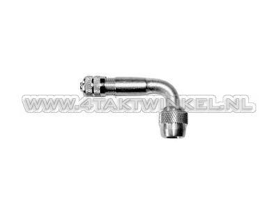 Coude de la valve à 90 degrés
