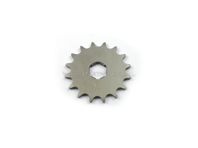 Pignon avant, chaîne 415, axe 20 mm, 16, Novio, Amigo, PC50