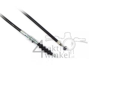 Câble d'embrayage, CB50, (CY50), 92cm, noir, d'origine Honda