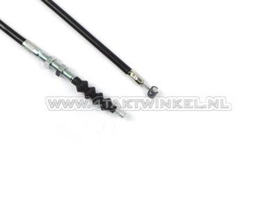 Câble d'embrayage, CB50, CY50, 92cm, noir, imitation