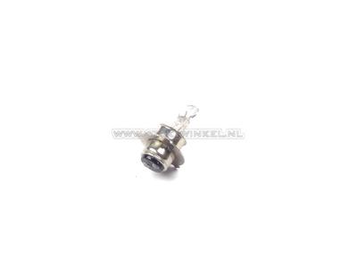 Phare P15d, double, 6 volts, 25-25 watts, avec douille imitation SS50