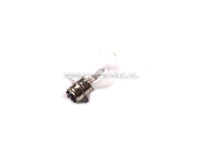 Phare P15d, double, 12 volts, 25-25 watts, avec douille imitation SS50