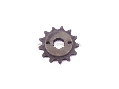 Pignon avant, chaîne 415, axe 17 mm, 13, C310, PC50, PS50