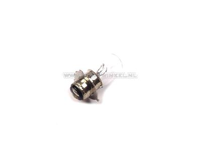 Phare P15d, double, 12 volts, 35-35 watts, avec douille imitation SS50
