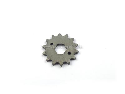 Pignon avant, chaîne 420, axe 20 mm, 14
