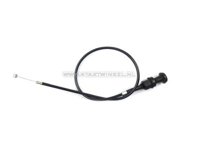 Câble de choke , C50 OT, avec bouton, imitation