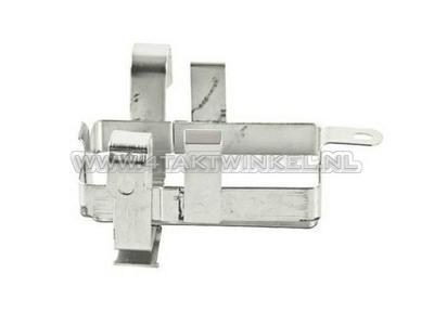 Plateau porte-piles Dax Cadre standard imitation 12 volts