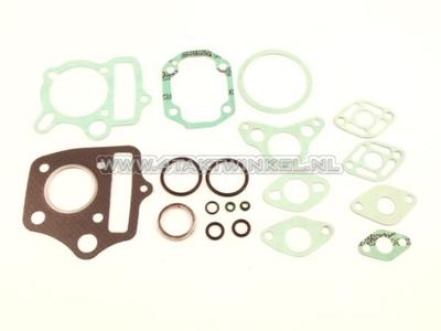 Jeu de joints A, culasse et cylindre, C50, SS50, Dax, 50cc, qualité A