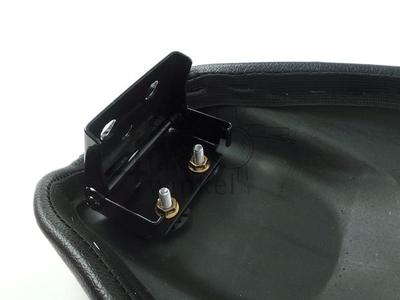 Buddy / selle, C50 NT, réplique C50, Streetcub, long, noir