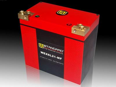 Batterie Lithium 12 volts 21 ampères L.