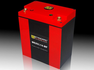 Batterie Lithium 12 volts 14 ampères L.