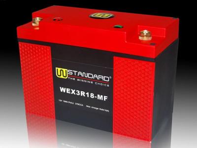 Batterie Lithium 12 volts 18 ampères R.