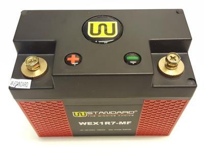 Batterie Lithium 12 volts 7 ampères R.