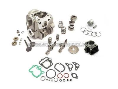 Kit de cylindre, avec piston et joint et culasse 70cc, Honda OT