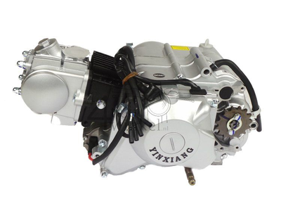 Moteur, 85cc, semi-automatique, YX, 4 vitesses, avec démarreur