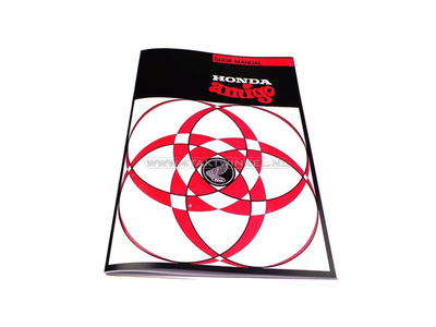Manuel d'atelier, Honda Amigo, Novio, A4, Un choix