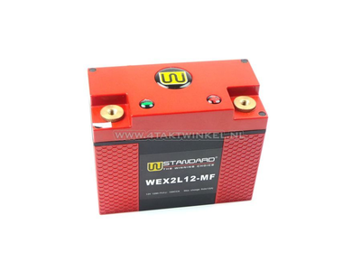 Batterie Lithium 12 volts 12 ampères L.