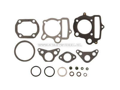 Jeu de joints A, culasse et cylindre, C50, SS50, Dax, 47mm, 70cc, R-design