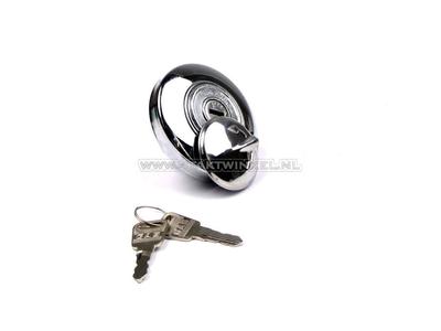 Bouchon de réservoir CD50, CL50 Novio, Amigo avec serrure, Imitation