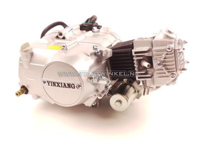 Moteur, 50cc, embrayage manuel, YX, 4 vitesses, avec démarreur