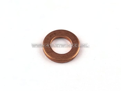 Rondelle 8 mm, cuivre