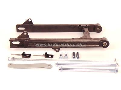 Bras oscillant C50, SS50, CD50 aluminium, Kepspeed, + 6cm, noir
