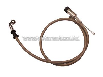 D'embrayage hydraulique, pompe et tuyau 95 cm