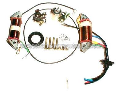 Kit de révision, allumage Hitachi, 3 fils d'alimentation