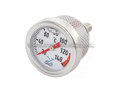 Jauge de température d'huile, courte, qualité A