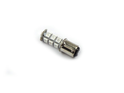 Feu arrière double BAY15D, 12 volts, LED, type 2 (long)