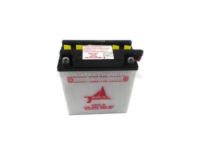 Batterie 12 volts 5 ampères, YB5L-B C90 avec démarreur