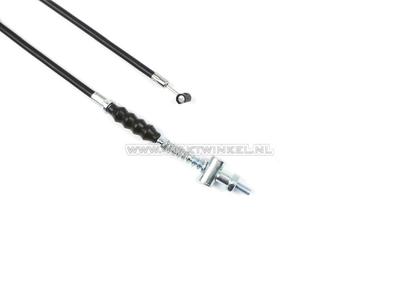 Câble de frein 108cm C50, CY50, Dax, SS50 + 13cm, imitation, avec écrou de réglage