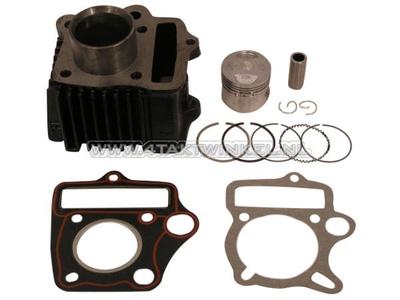 Kit de cylindre, avec piston et joint 50cc, AGM, Skyteam, Honda NT, imitation