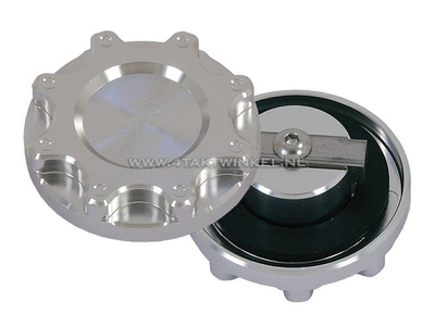 Bouchon de réservoir Dax, aluminium CNC