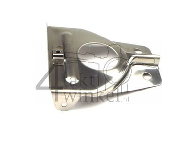 Réservoir, Dax, plaque de montage, acier inoxydable