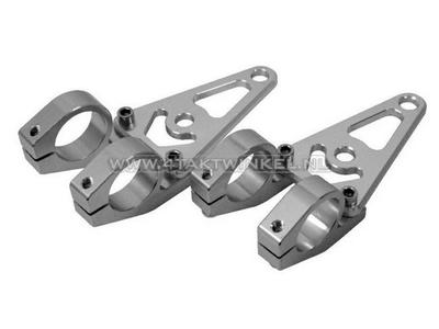 Oreille de fourche, universelles, aluminium CNC, 26 mm