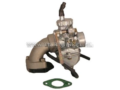 Kit carburateurs, Dax, Monkey, Madass, 20mm 70cc + Sheng Wey