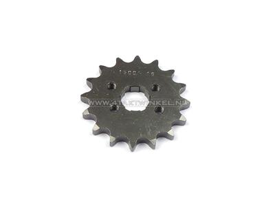 Pignon avant, chaîne 428, axe 20 mm, 16, Ace / Ape 125