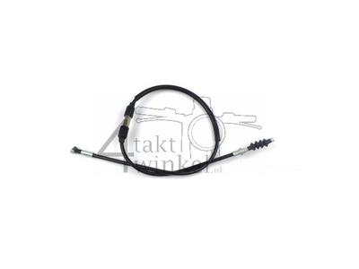 Câble d'embrayage, Monkey, 75cm, noir, d'origine Honda