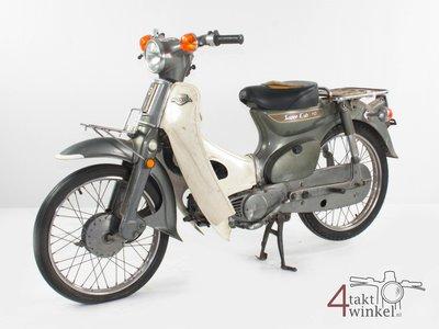 RESERVE Honda C70 K1 Japanese, gray, 10406 km