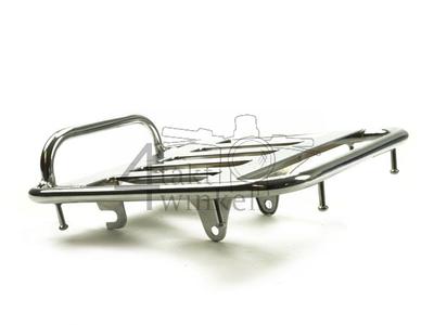 Porte bagage C50 arrière, NT & K1, solo, chrome