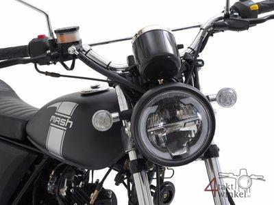 Mash Fifty, 50cc, zwart, Euro 5