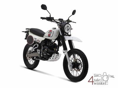 Mash X-ride, 50cc, Euro 5, Blanc