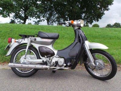 Vendu, Honda Little Cub ,Utilisé
