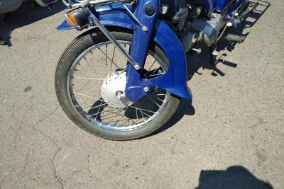 Honda Press-cub, 44467km, 2005