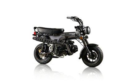 Skymax 125cc, EURO 4