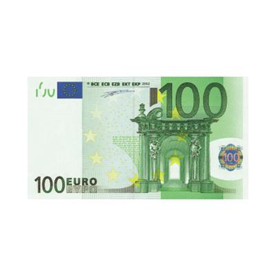 Dummy / fictief artikel á €100,-
