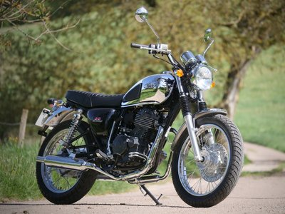 Mash Five Hundred 400cc euro4